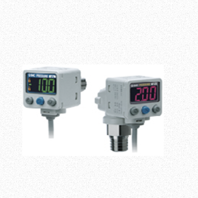 2-Color Display Digital Pressure Switch ZSE/ISE80