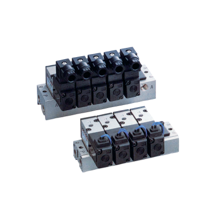 3 Port Solenoid Valve/Direct Operated Poppet Type VK