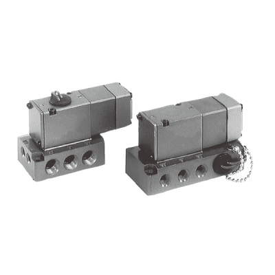 5 Port Direct Operated Solenoid Valve VS