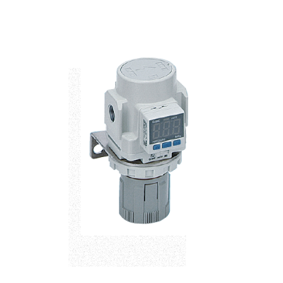 Digital Pressure Switch (Built-in Regulator Type) ISE35
