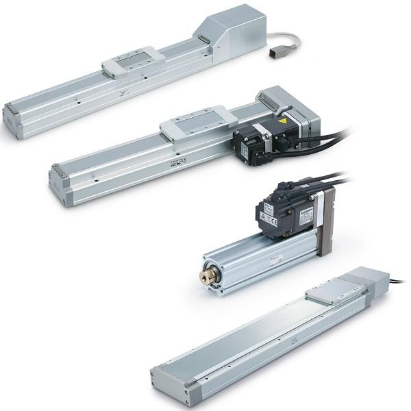 Electric Actuators 25A-