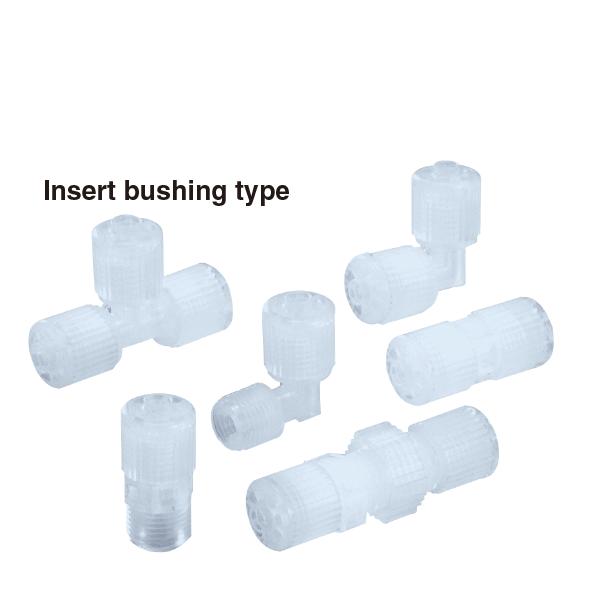 Fluoropolymer Fittings Hyper Fitting LQ1