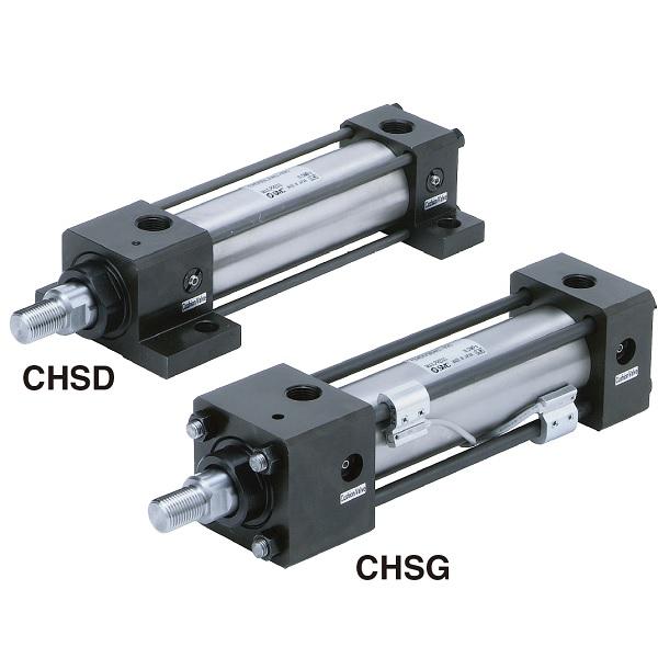 ISO Standard Hydraulic Cylinder CHS□/CHDS□