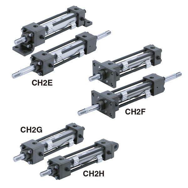 JIS Standard Hydraulic Cylinder CH2/CHD2