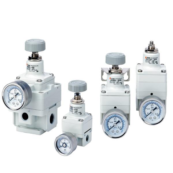 Precision Regulator IR1000-A/2000-A/3000-A