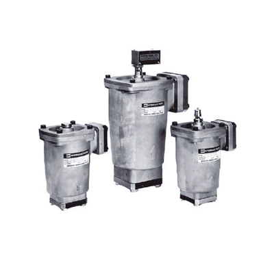 Vertical Suction Filter FHIA