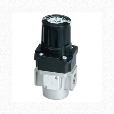 Regulator with Built-in Pressure Gauge ARG