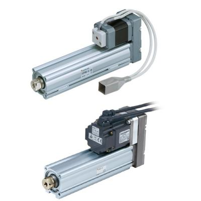 Electric Actuator/Rod Type LEY