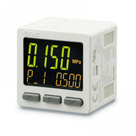 3-Screen Display Sensor Monitor PSE300A