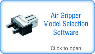 Air Gripper Model Selection Software