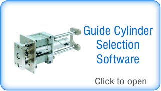 Guide Cylinder Selection Software