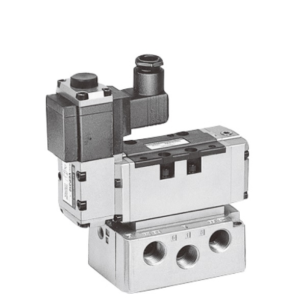 5 Port Electro-Pneumatic Proportional Valve VER