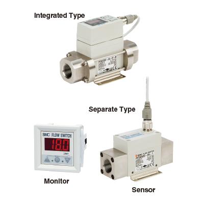 Digital Flow Switch for Water PF2W