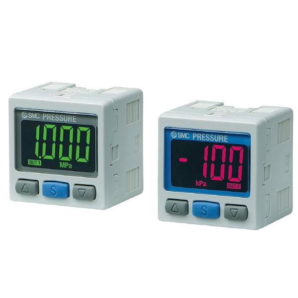 Digital Pressure Switch ZSE30A(F)/ISE30A