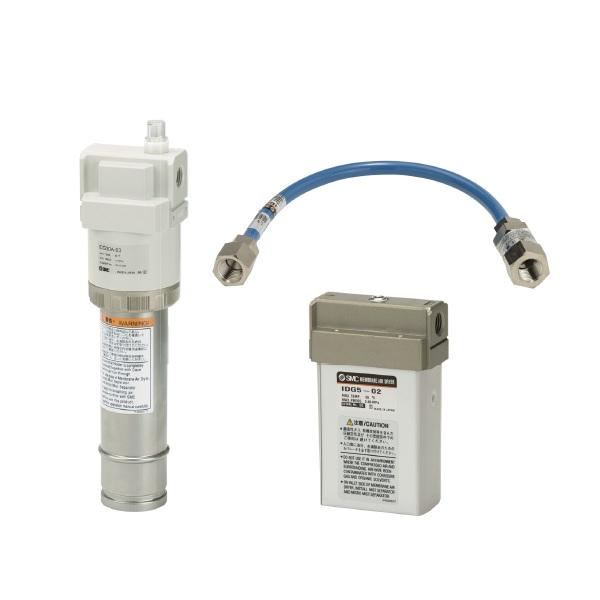 Membrane Air Dryer IDG□A / IDG