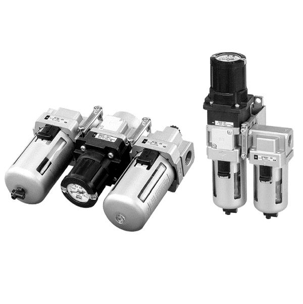 Modular Type F.R.L Unit ACG