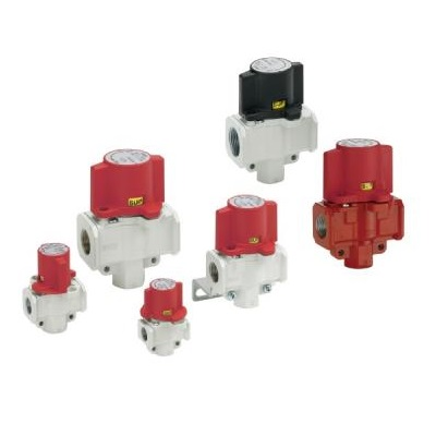 Conforming to OSHA Standard/Pressure Relief 3 Port Valve with Locking Holes VHS