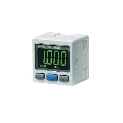 2-Color Display High-Precision Digital Pressure Switch (for Low Pressure) ZSE30AF-X576~X580