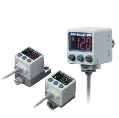Digital Pressure Switch ZSE40A(F)/ISE40A