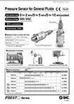 Pressure Sensor for General Fluids