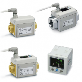 Electromagnetic Digital Flow Switch