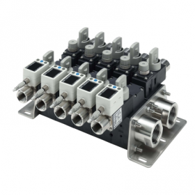Digital Flow Switch Manifold for Water