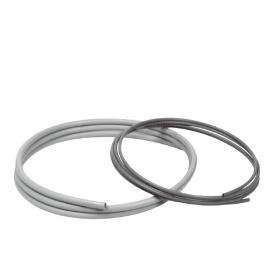 Flame Resistant  Soft Polyurethane Tubing TRBU
